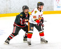 Saanich Braves vs Victoria Cougars, Sep. 11, 2014