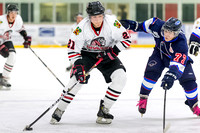 Saanich Braves vs Peninsula Panthers, Oct. 15, 2014