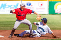 Victoria HarbourCats vs Kelowna Falcons, June 7, 2015