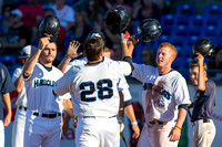 Victoria HarbourCats vs Cowlitz Black Bears, July 28, 2015